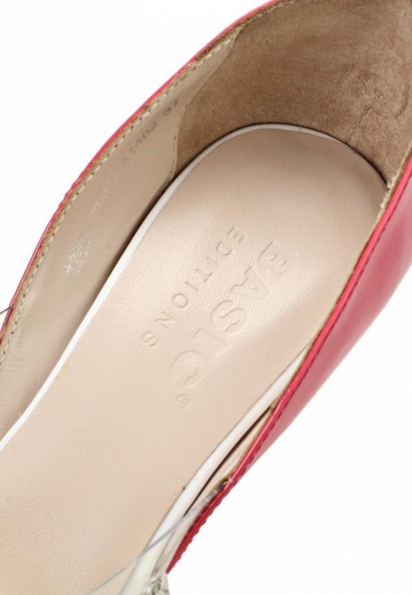 Туфли на шпильке Basic 68944: изображение 7
