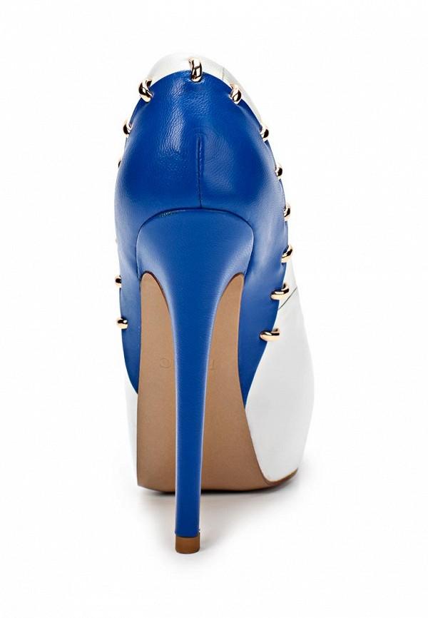 Туфли на каблуке Basic 69194: изображение 3