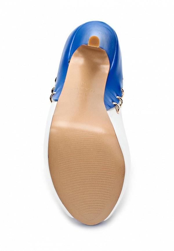 Туфли на каблуке Basic 69194: изображение 5