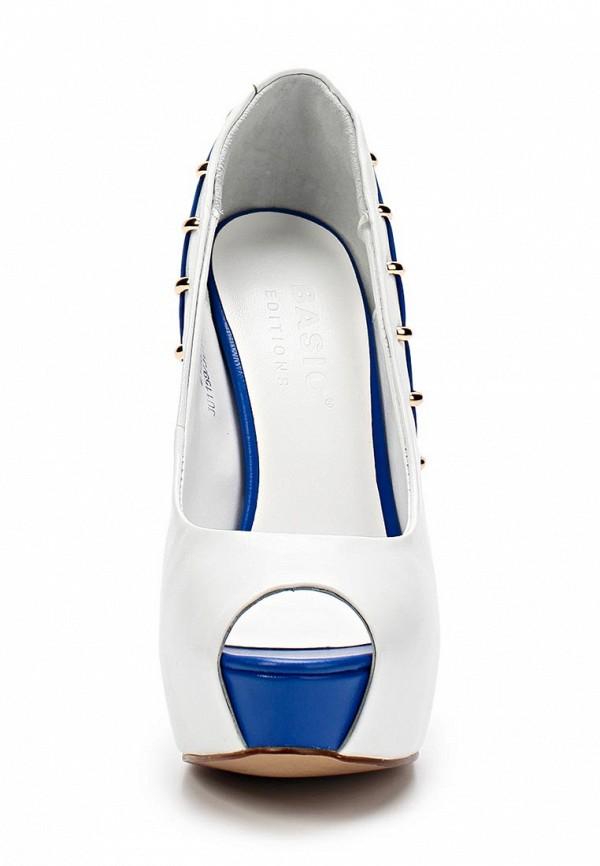 Туфли на каблуке Basic 69194: изображение 7