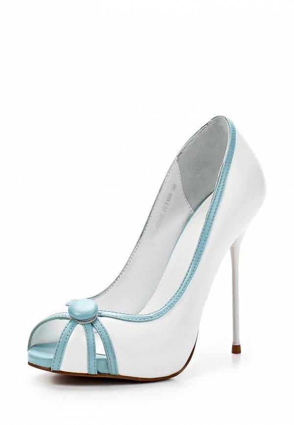 Туфли на каблуке Basic 69185: изображение 1