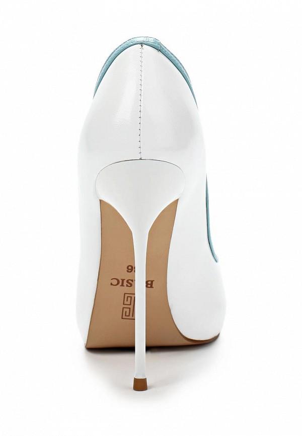 Туфли на каблуке Basic 69185: изображение 2