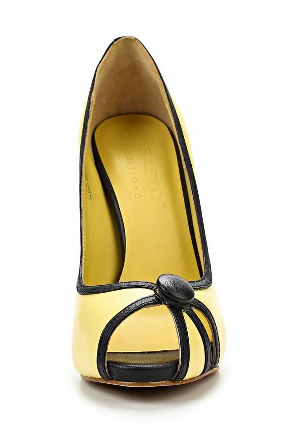Туфли на каблуке Basic 69186: изображение 4