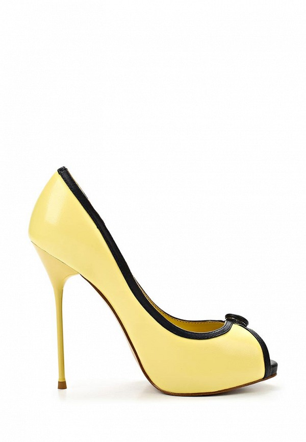 Туфли на каблуке Basic 69186: изображение 5