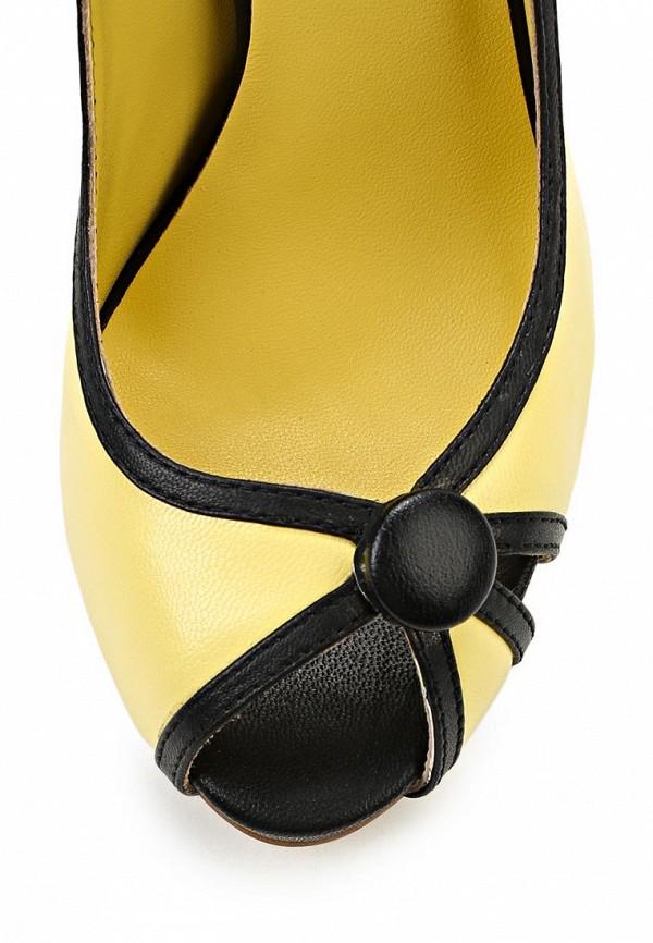 Туфли на каблуке Basic 69186: изображение 6