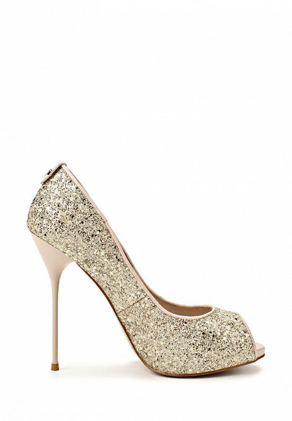 Туфли на каблуке Basic 68939: изображение 5