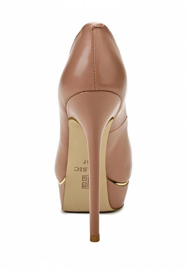 Туфли на шпильке Basic 68926: изображение 2