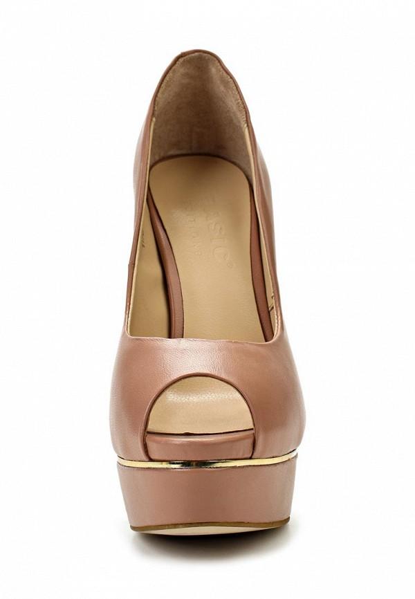 Туфли на шпильке Basic 68926: изображение 4
