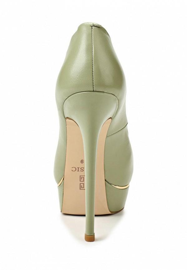 Туфли на каблуке Basic 69184: изображение 3