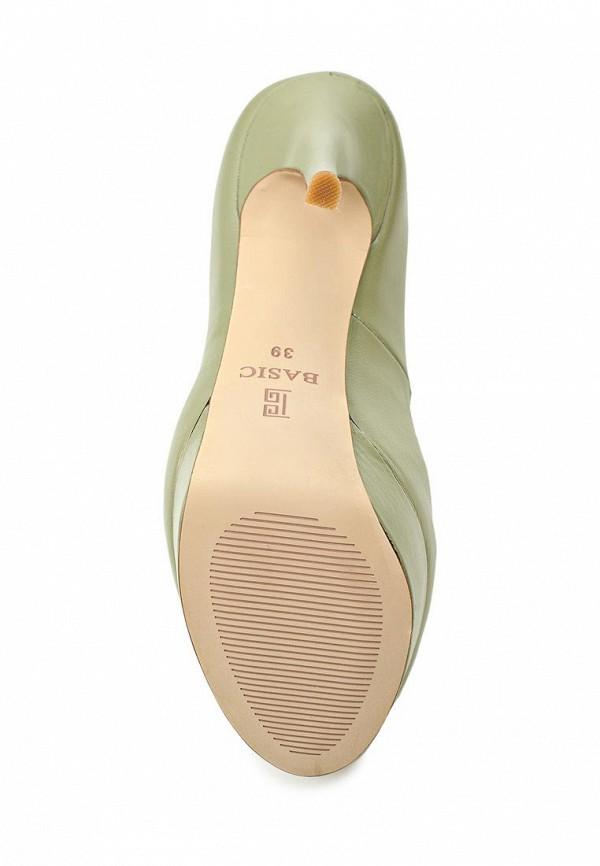Туфли на каблуке Basic 69184: изображение 5