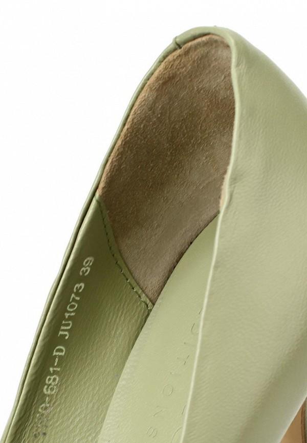 Туфли на каблуке Basic 69184: изображение 13