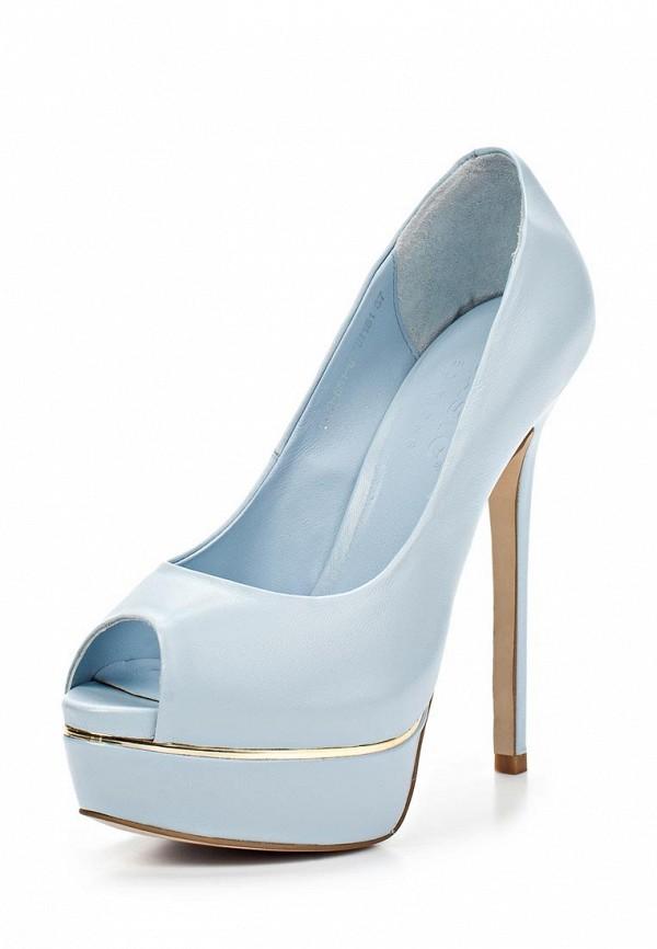 Туфли на шпильке Basic 69182: изображение 1