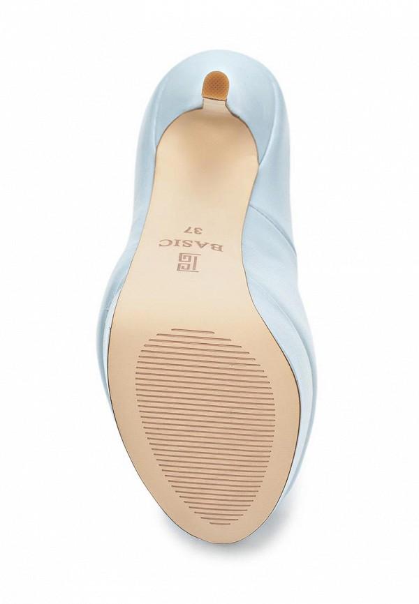 Туфли на шпильке Basic 69182: изображение 3