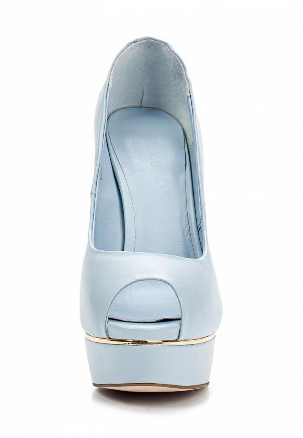 Туфли на шпильке Basic 69182: изображение 4