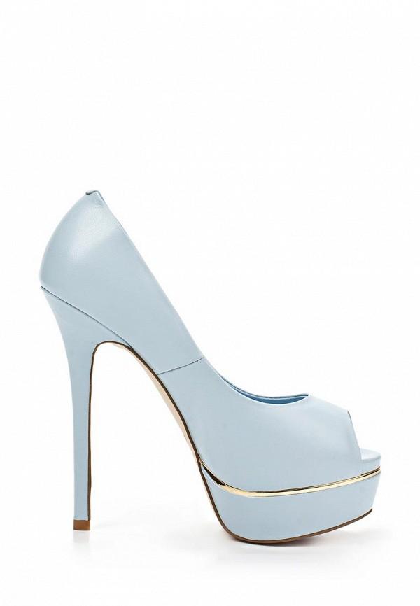 Туфли на шпильке Basic 69182: изображение 5
