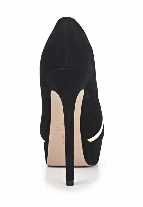Туфли на каблуке Basic 69181: изображение 3