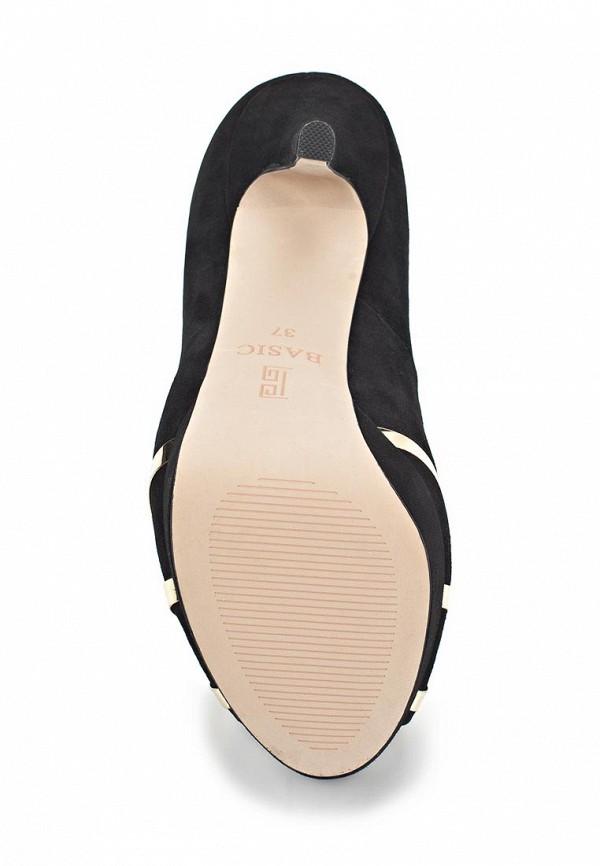 Туфли на каблуке Basic 69181: изображение 5