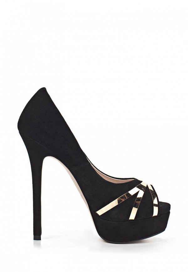 Туфли на каблуке Basic 69181: изображение 9