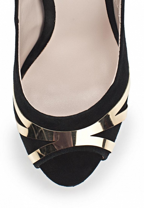 Туфли на каблуке Basic 69181: изображение 11