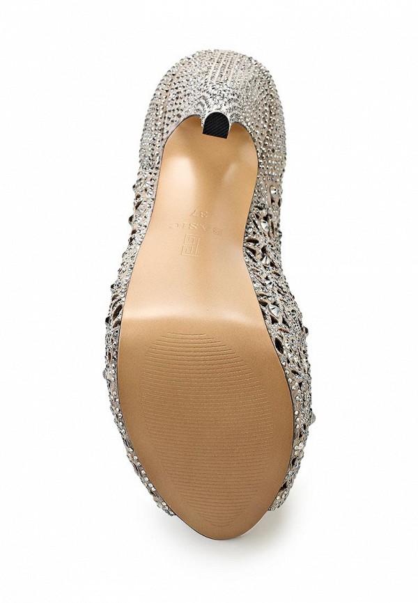 Туфли на каблуке Basic 69006: изображение 3