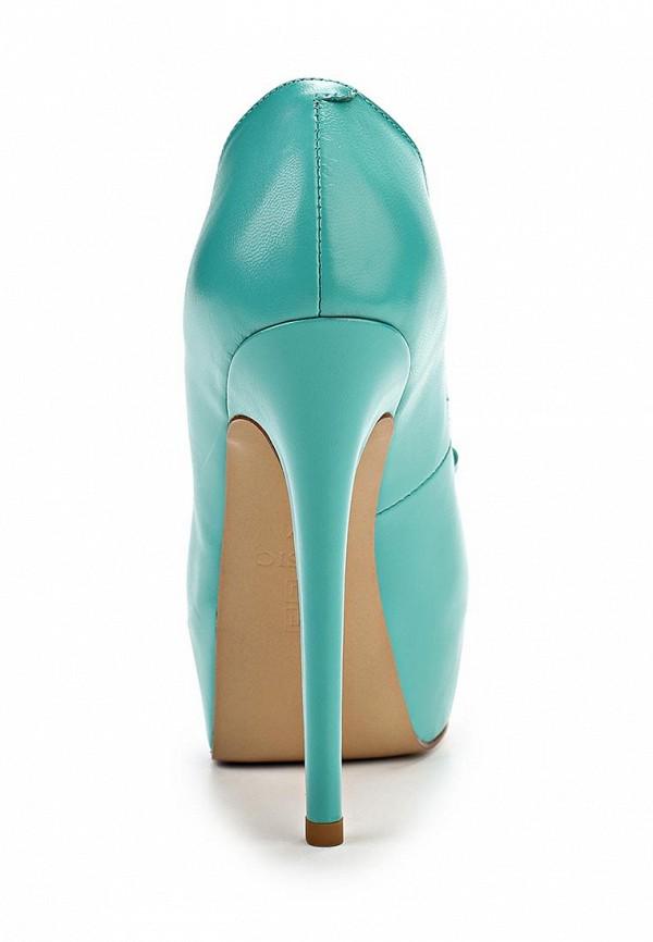 Туфли на каблуке Basic 69001: изображение 3