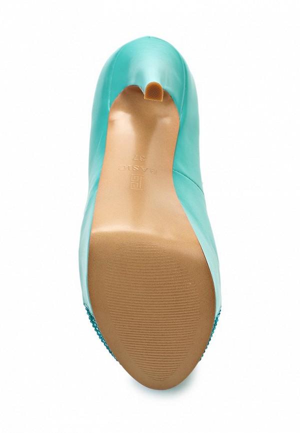 Туфли на каблуке Basic 69001: изображение 5