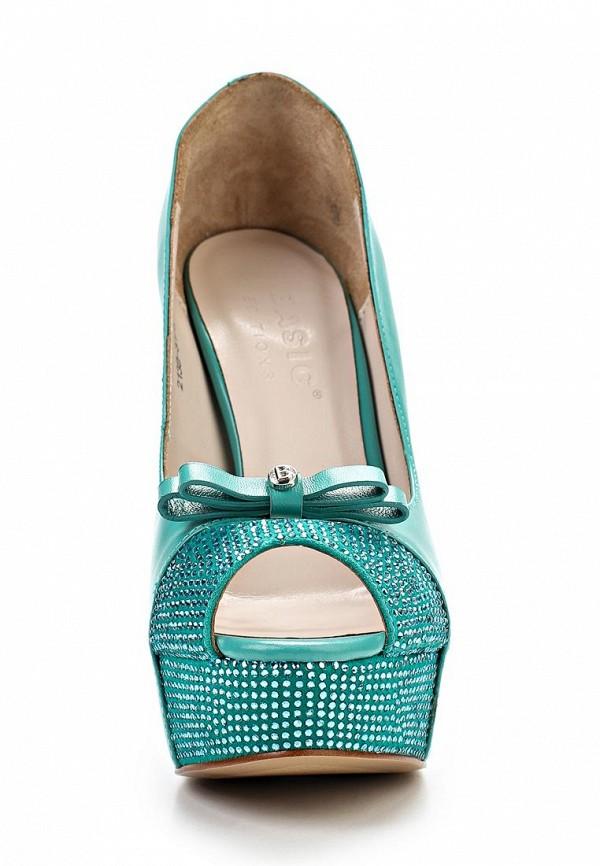 Туфли на каблуке Basic 69001: изображение 7