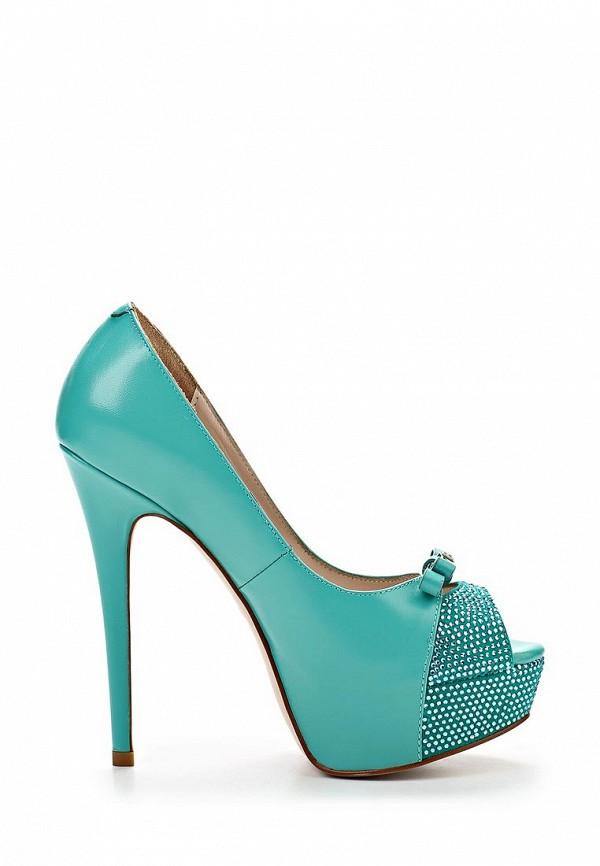 Туфли на каблуке Basic 69001: изображение 9