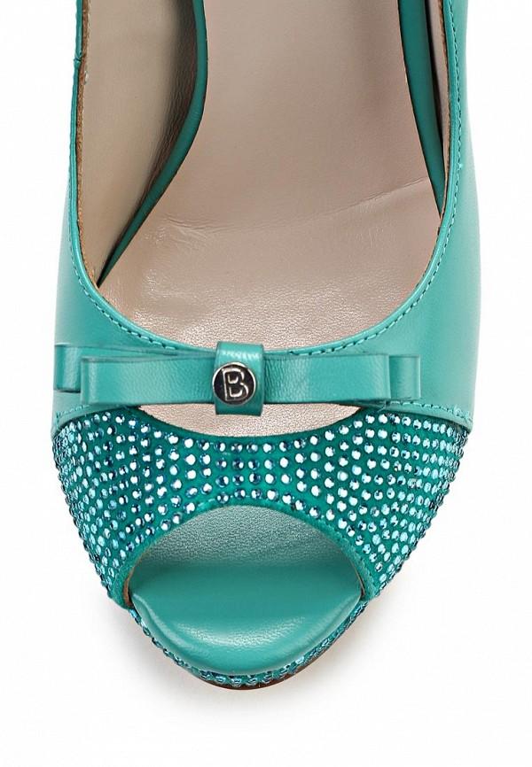 Туфли на каблуке Basic 69001: изображение 11