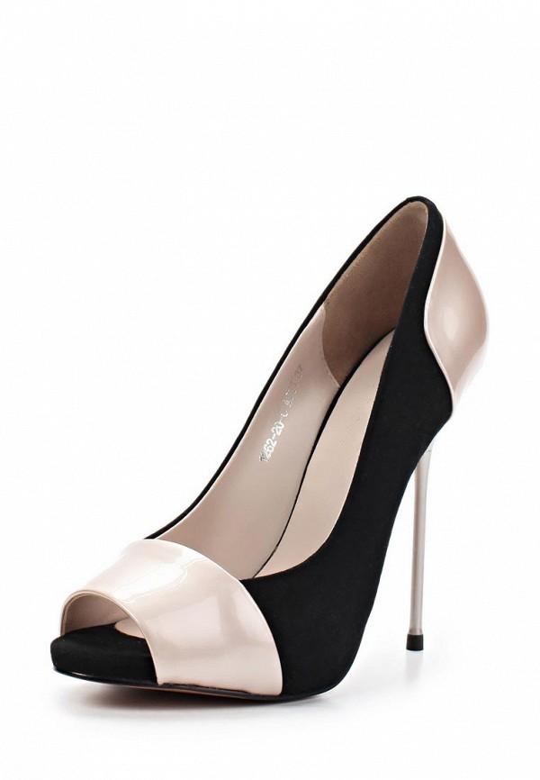 Туфли на каблуке Basic 68938: изображение 1
