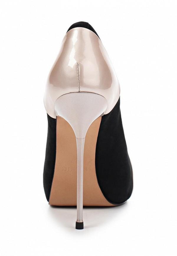 Туфли на каблуке Basic 68938: изображение 2