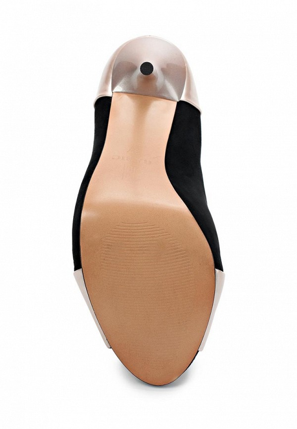 Туфли на каблуке Basic 68938: изображение 3