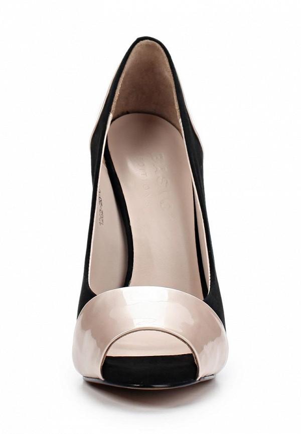Туфли на каблуке Basic 68938: изображение 4