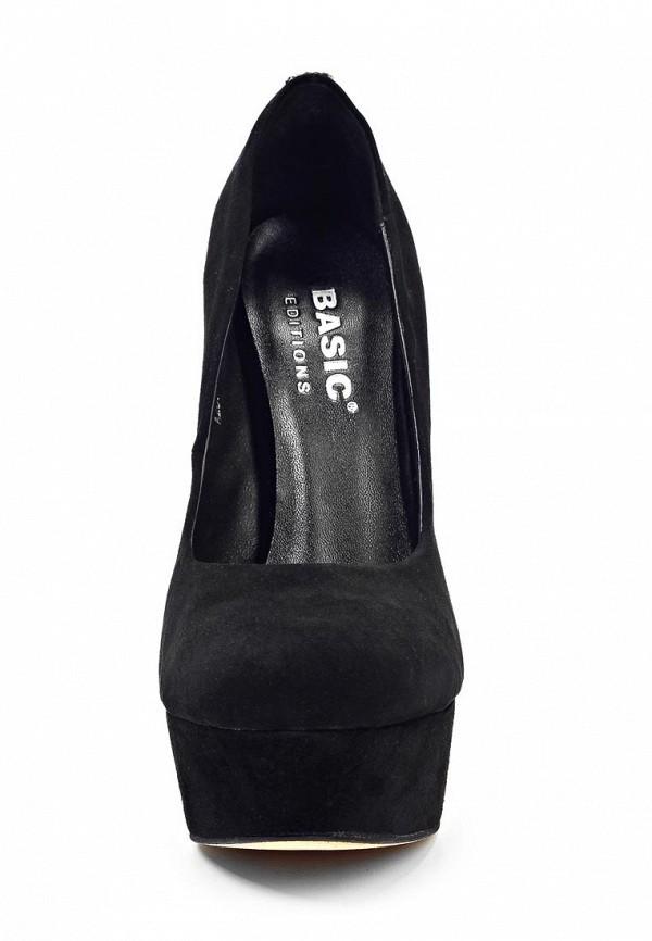 Туфли на каблуке Basic A263B-66: изображение 4