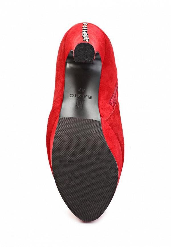 Сапоги на каблуке Basic A263D-1452M: изображение 3