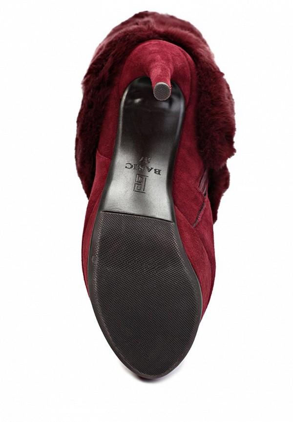 Сапоги на каблуке Basic A2283-1060BCME: изображение 2