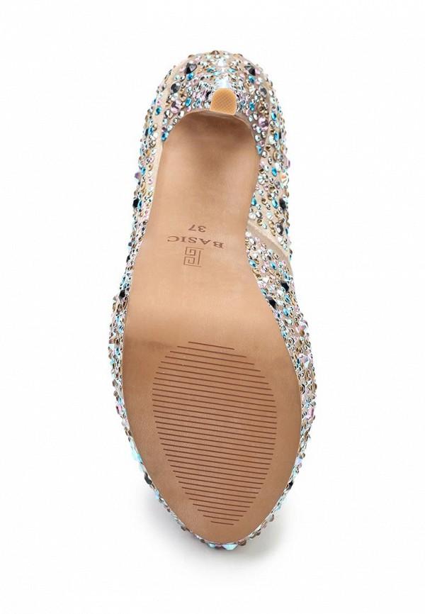 Туфли на каблуке Basic A2131-69: изображение 3