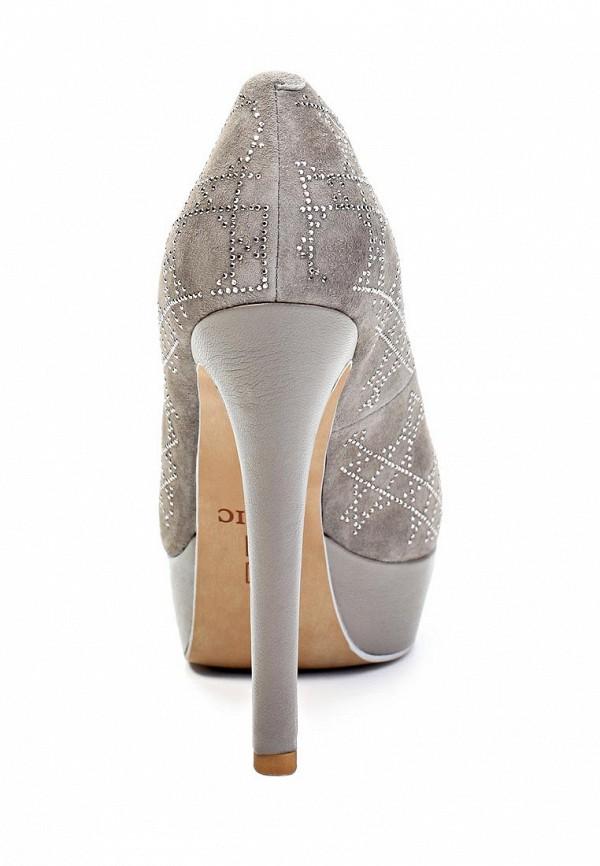 Туфли на шпильке Basic 1263-50: изображение 3