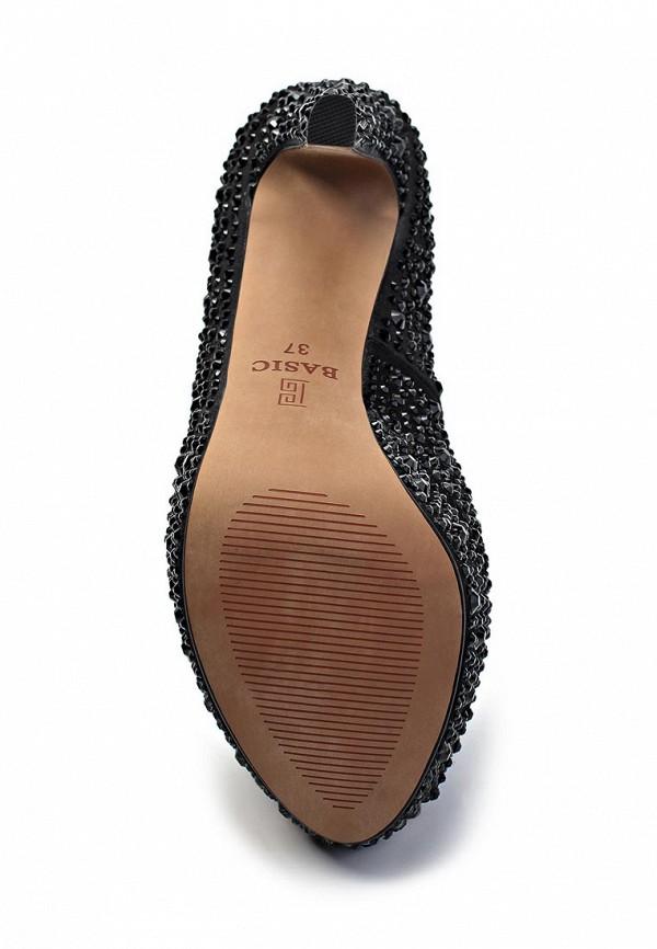Туфли на шпильке Basic 1263-31A: изображение 3