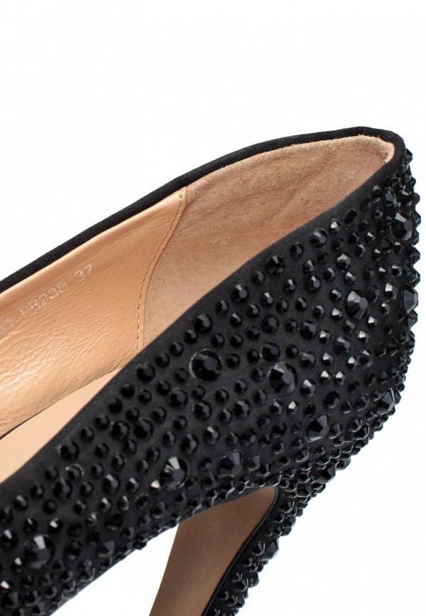 Туфли на шпильке Basic 1263-31A: изображение 7
