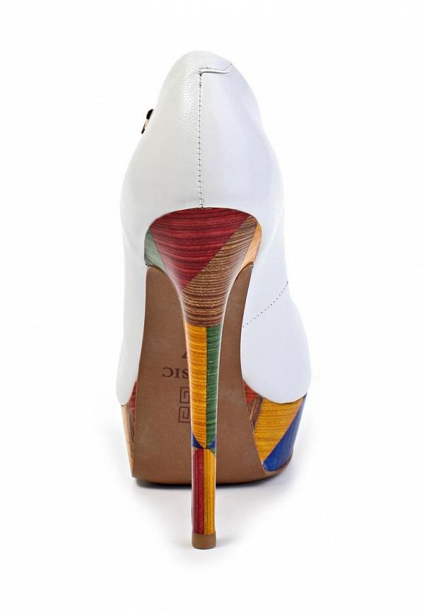 Туфли на каблуке Basic A2131-62A: изображение 2