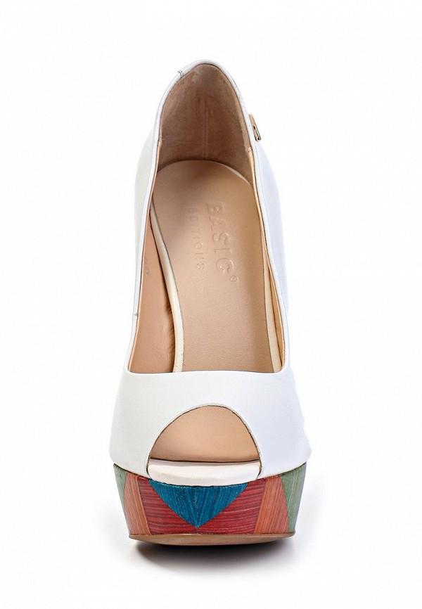 Туфли на каблуке Basic A2131-62A: изображение 4