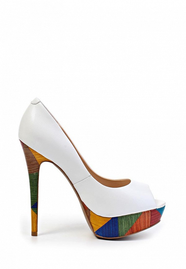 Туфли на каблуке Basic A2131-62A: изображение 5