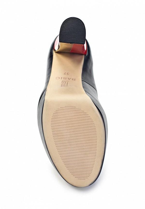 Туфли на каблуке Basic B806-1: изображение 5