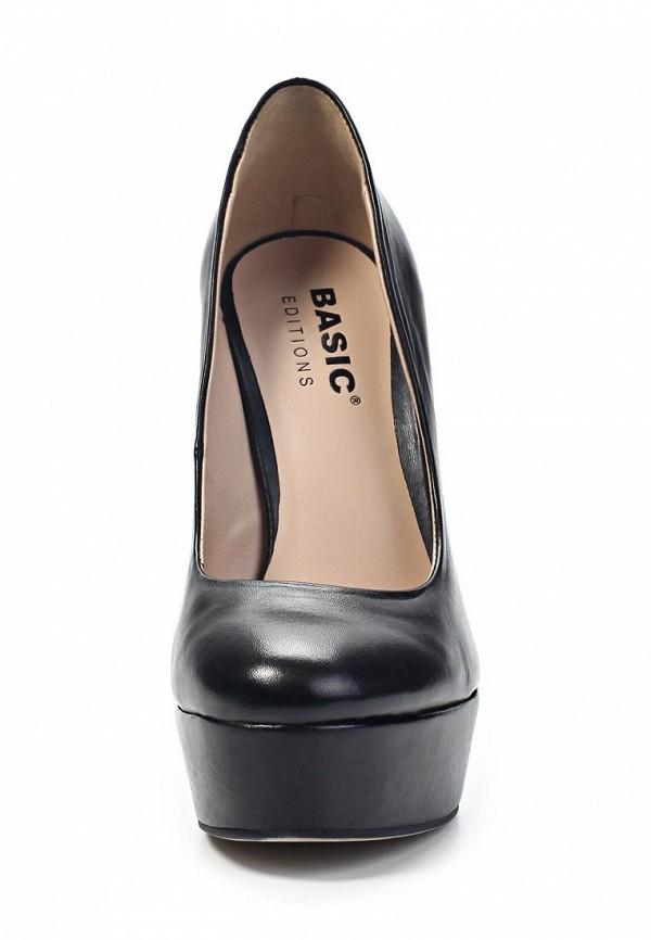 Туфли на каблуке Basic B806-1: изображение 7