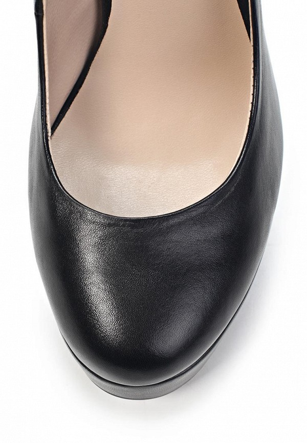 Туфли на каблуке Basic B806-1: изображение 11