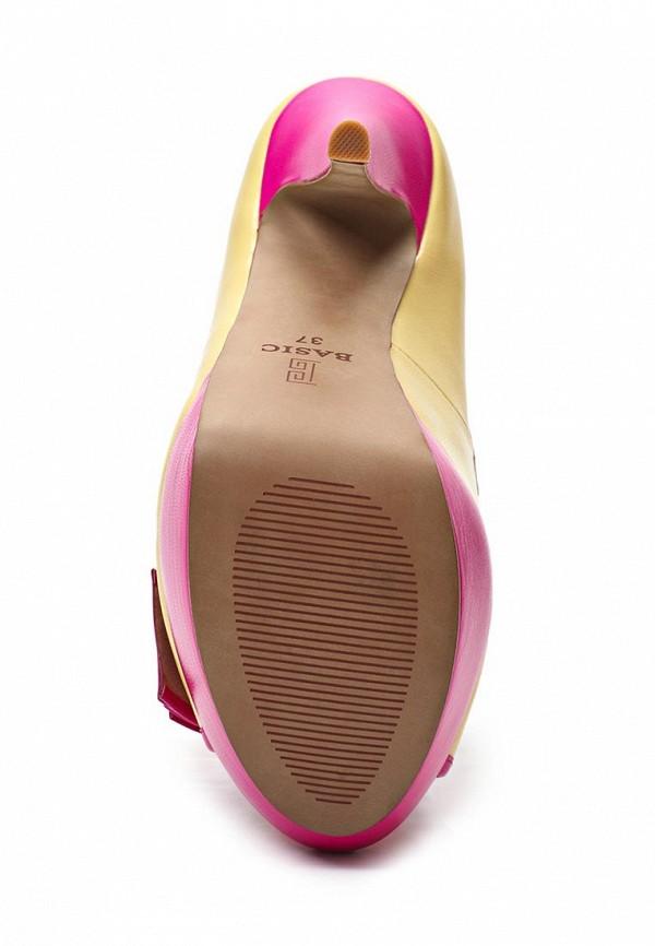 Туфли на шпильке Basic 1268B-33: изображение 3