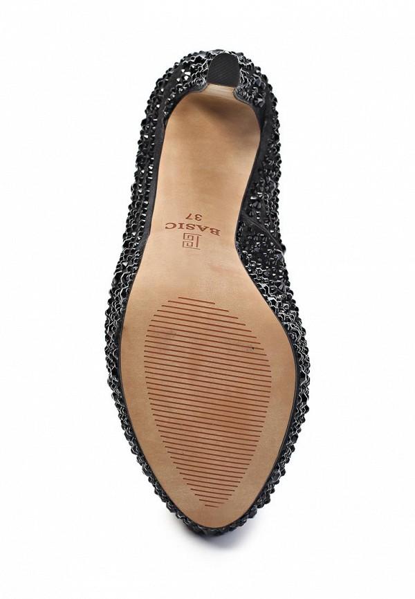 Туфли на каблуке Basic 1263-31: изображение 2