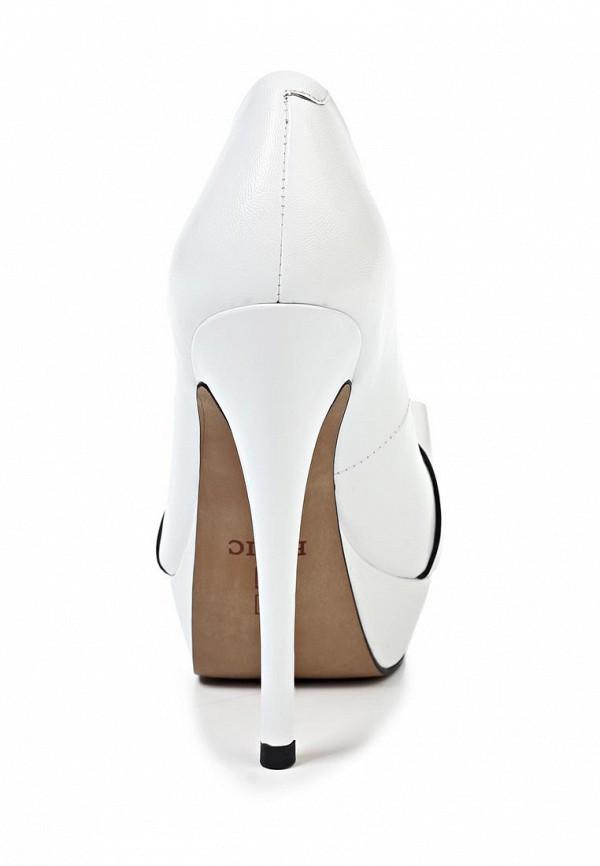 Туфли на каблуке Basic 1268B-53-: изображение 2