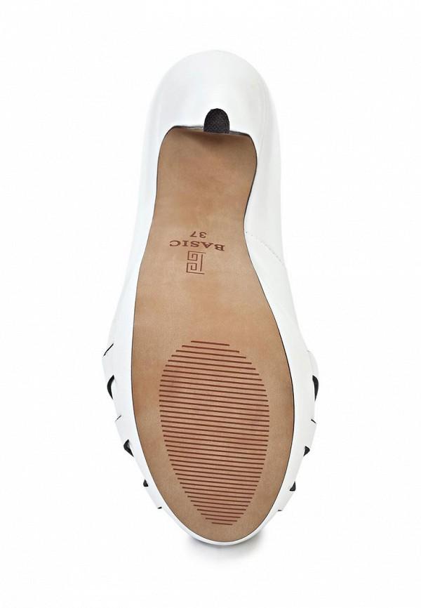 Туфли на каблуке Basic 1268B-53-: изображение 3